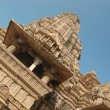 Stock Photo: Famous temples in India