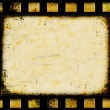 Grunge filmstrip background — Stock Photo #1095288