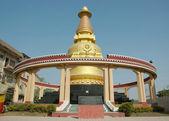 Kadam stupa in Bodhgaya — Stock Photo