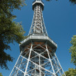 Stock Photo: Observation tower in Prague