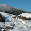 Stock Photo: Carpathian mountains,Ukraine