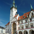 Town Hall on the main square of Olomouc — Stock Photo #1251219