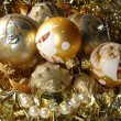 Christmas decorations background — Stock Photo #1283475