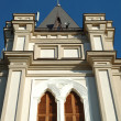 Stock Photo: Old catholic church