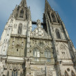 Stock Photo: Dom- Regensburg Cathedral