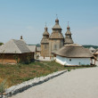 Ukrainian cossack village — Stock Photo #1294779