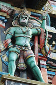Hanuman - hindu God, king of monkeys — Stock Photo