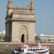 Gateway of India,Bombay (Mumbai) — Stock Photo