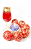 Christmas celebration still life — Stock Photo