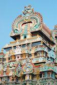Srirangam temple in Trichy,India — Stock Photo