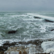 Winter storm seascape — Photo #1805934
