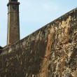 Stock Photo: Fortifications Old Town of Galle,Ceylon