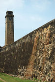 Fortifications Old Town of Galle,Ceylon — Stock Photo