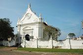 Dutch reformed church in Galle,Ceylon — Stock Photo