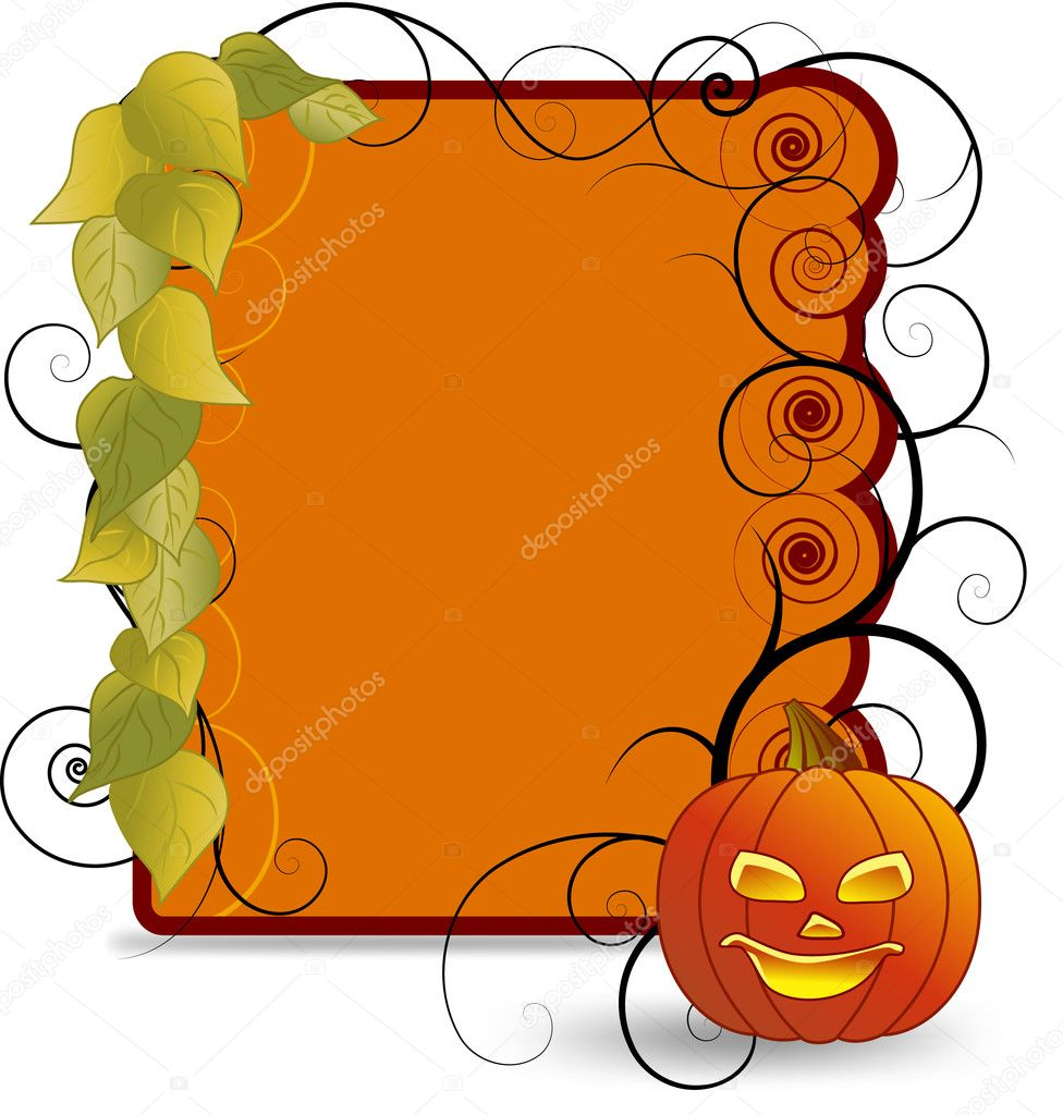 Halloween banner  Vettoriali Stock  #1301057