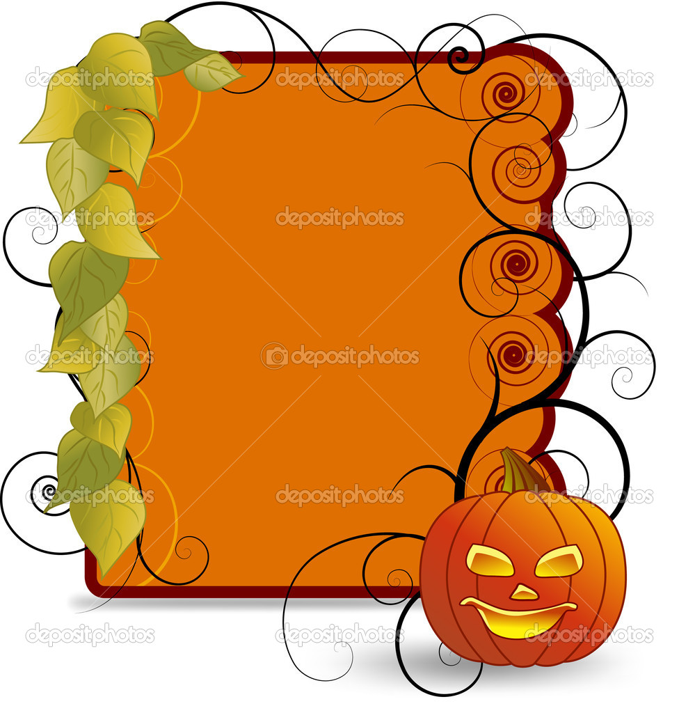 Halloween banner — Stockvectorbeeld #1301057