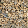 Royalty-Free Stock Photo: Fire wood