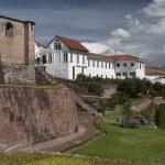 Dominican Monastery in Cusco — Stock Photo
