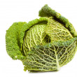 Ripe savoy cabbage — Stock Photo #1754294