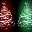 Royalty-Free Stock Immagine Vettoriale: Christmas trees