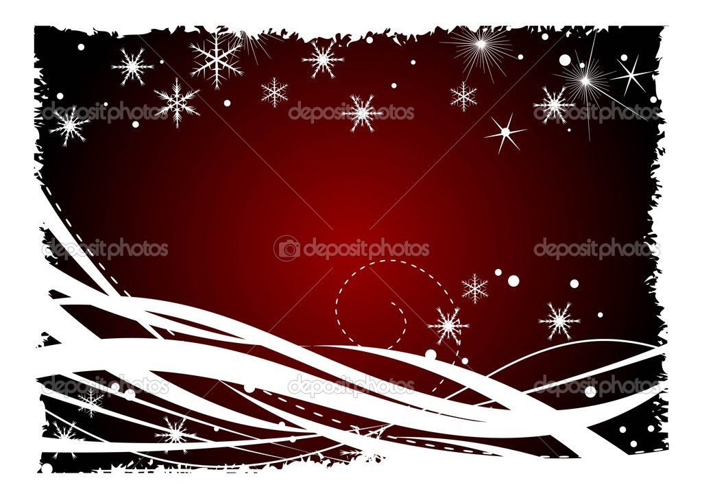 Christmas card — Stock Vector #1073210