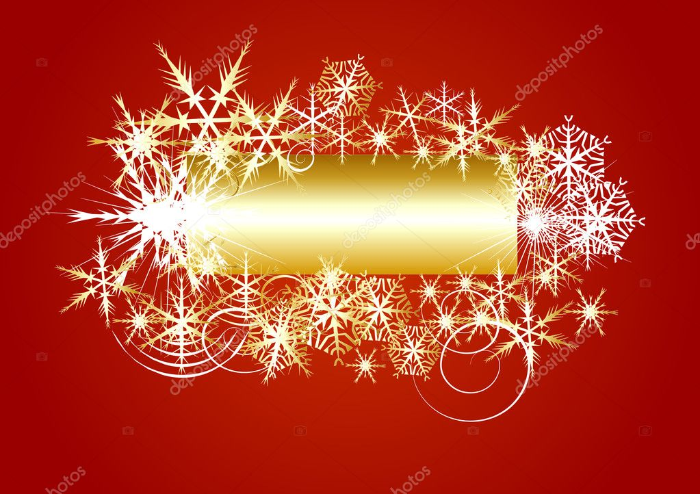 Merry Christmas  — Stock Vector #1094312