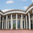 Soviet neo-classic architecture — Stock Photo