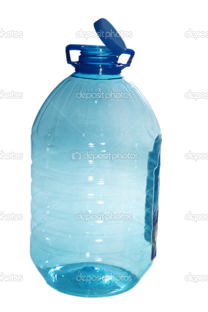 Empty plastic bottle stock photo paolofrangiolli 1081526 for What to do with empty plastic bottles