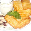 puff pastry&quot — Stock Photo