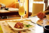 Sushi bar — Stock Photo