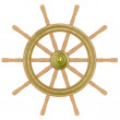 Royalty-Free Stock Photo: Ships wheel