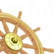 Ships wheel — Stock Photo #1159600