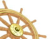 Schepen wiel — Stockfoto