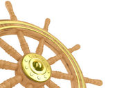 Ships wheel — Stock Photo