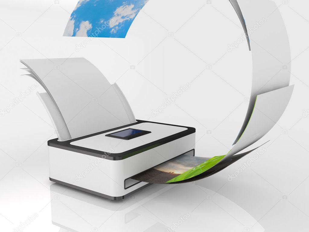 Устройства для печати на плотной бумаге