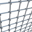 Steel lattice — Stock Photo