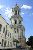 Bell tower in Pecherskaya Laurel — Stock Photo