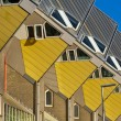 Cubic houses in Rotterdam — Stockfoto #1061884