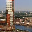 Architecture of Rotterdam - Stock Photo