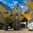 Photo: Cubic houses in Rotterdam