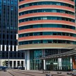 Foto de Stock  : Business centres of Rotterdam