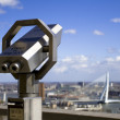 Rotterdam from the tower — Stockfoto
