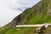 Grossglockner mountain pass — Stock Photo