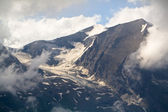 The Grossglockner glacier. Austria — Stock Photo