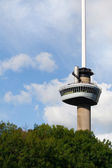 Euromast tower in Rotterdam — Stock Photo