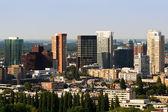 Downtown of Rotterdam — Stock Photo