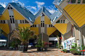 Cubic houses in Rotterdam — Stock fotografie
