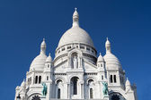 Sacre-coeur - kathedrale in paris, — Stockfoto