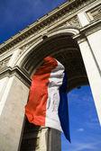 Arc de Triomphe. Paris, France — Stock Photo