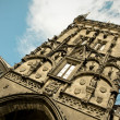 Powder tower in Prague — Stock Photo #1152872